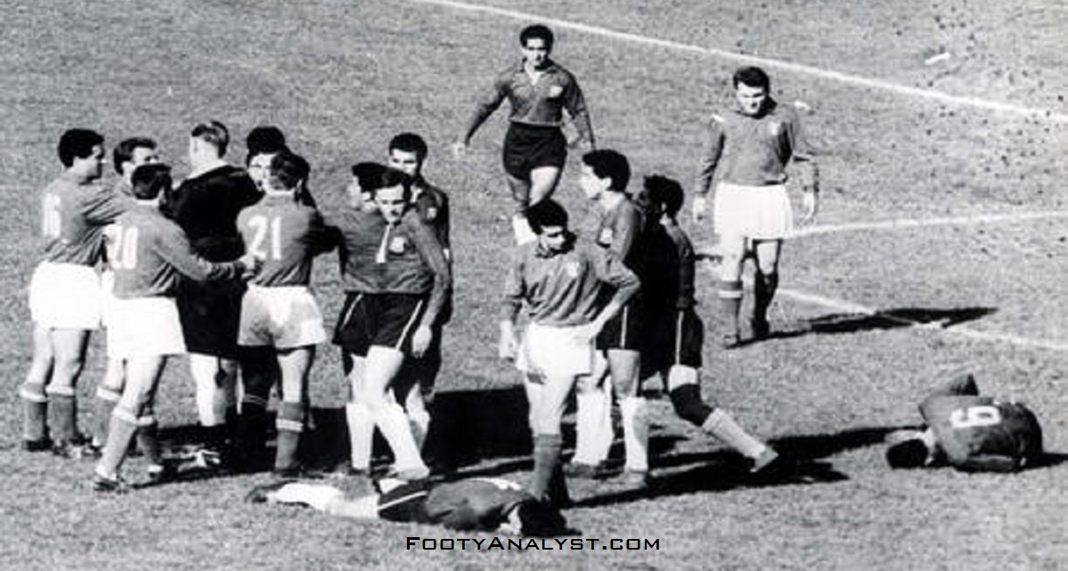 c5ed4b01f91 Battle of Santiago 1962  The dirtiest game in World Cup history